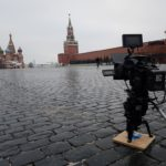 FilmspbTV filma en Moscu la plaza Roja