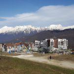 FilmspbTV filming in Sochi