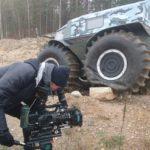 FilmspbTV transporte para filmar en Rusia