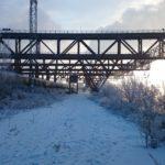 FilmspbTV filmando plantas abandonadas en Siberia