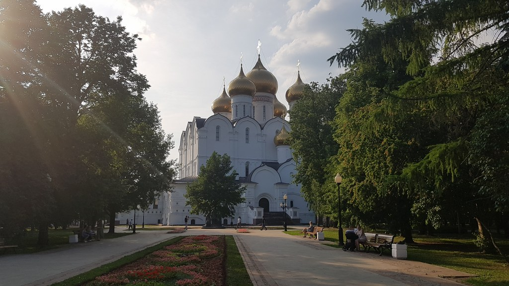 PRoduccion audiovisual en Yaroslavl