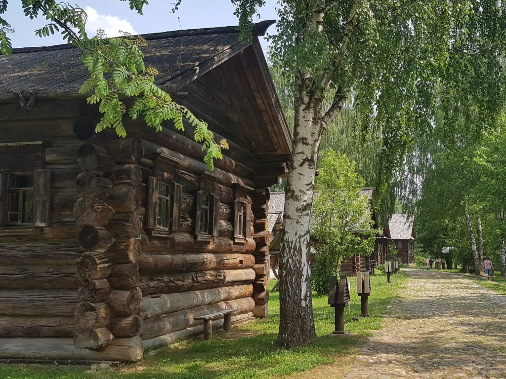Filmar en Kostroma