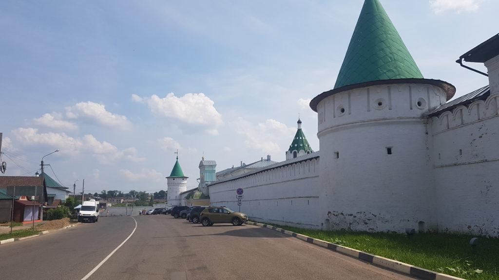 Rodaje en Kostroma