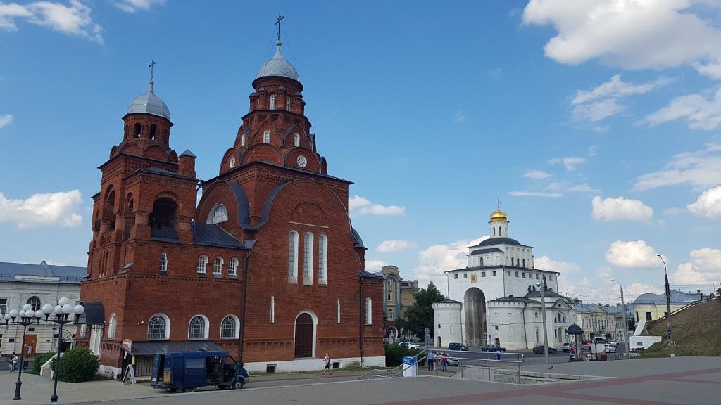 Produccion audiovisual en Vladimir y Suzdal