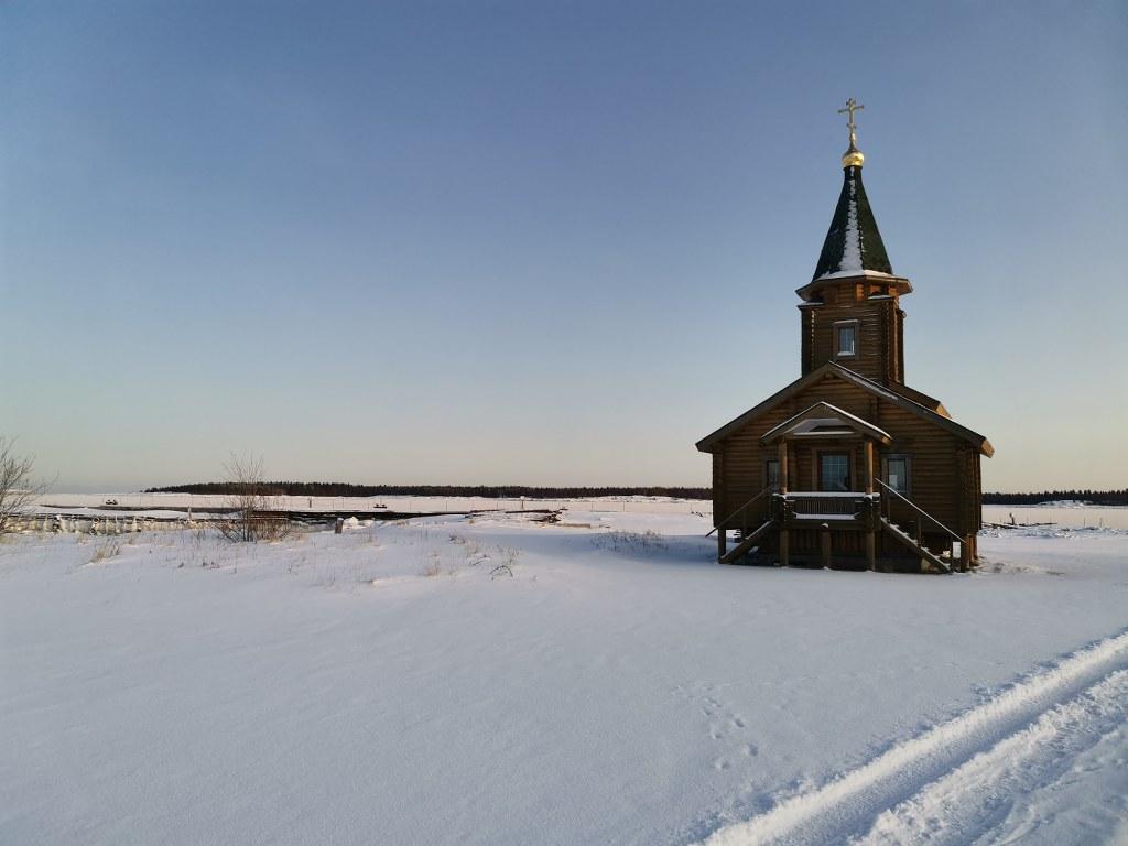 Rodaje en Karelia