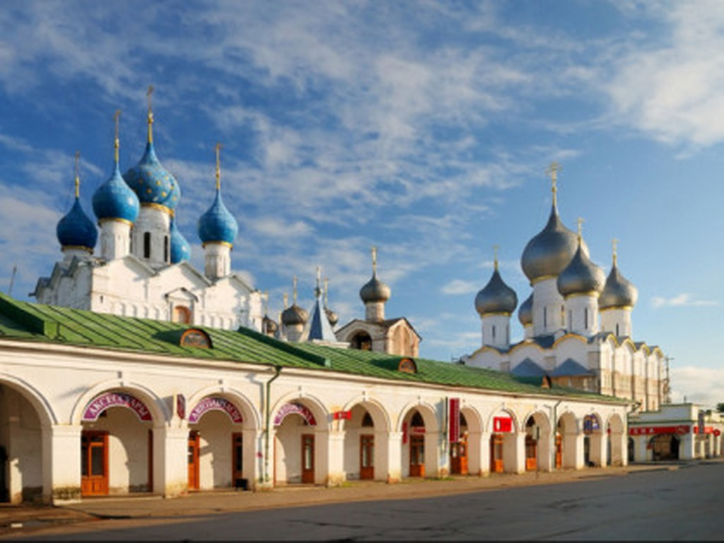 Rodaje en Rostov