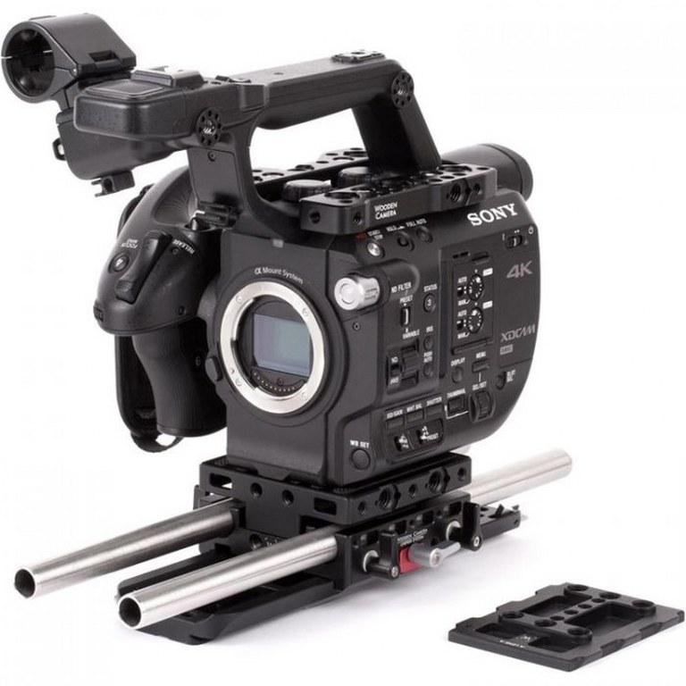 Camara Sony FS5 alquiler en Moscu