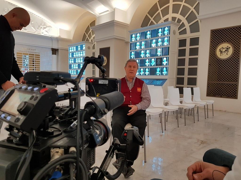 Locaciones, lugares y ubicaciones para filmar entrevistas en Moscu