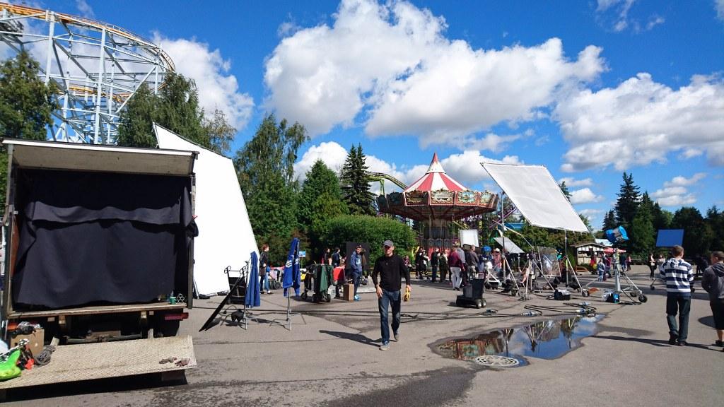 Produccion audiovisual publicidad en San Petersburgo, Rusia