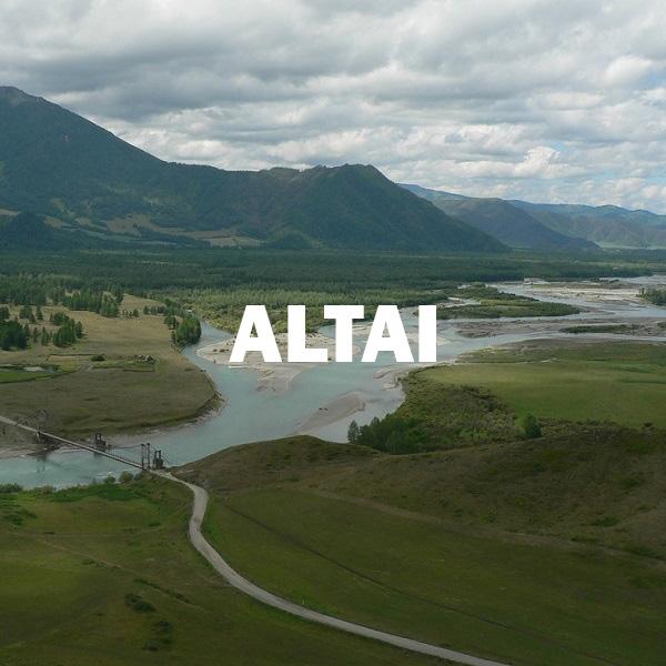 Filmar en la republica de Altai