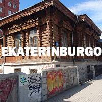 Filmar en Ekatrinburgo