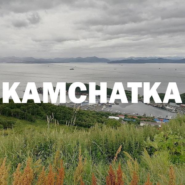 Filmacion y rodaje en Kamchatka