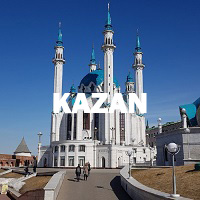 Rodaje en Kazan