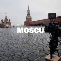 FIlmacion en Moscu