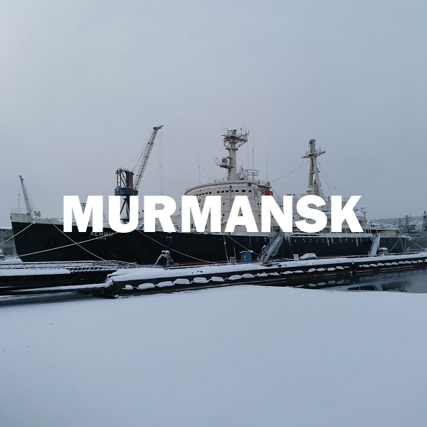 Filmar en el Arctico Ruso - Murmansk
