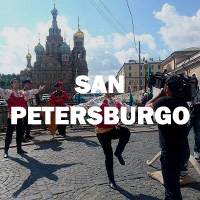 Permisos para filmar en San Petersburgo
