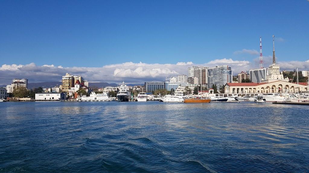 Filmar el Mar negro