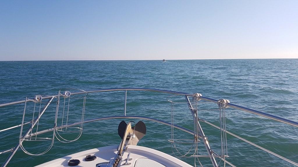 Permisos para rodar en el Mar Negro en Rusia