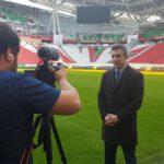 Filmar deporte en Kazan