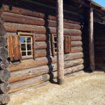 Filmacion de la vida rural en la region de Sverdlovsk