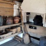 Filmar aldea Rusa en los montes Urales