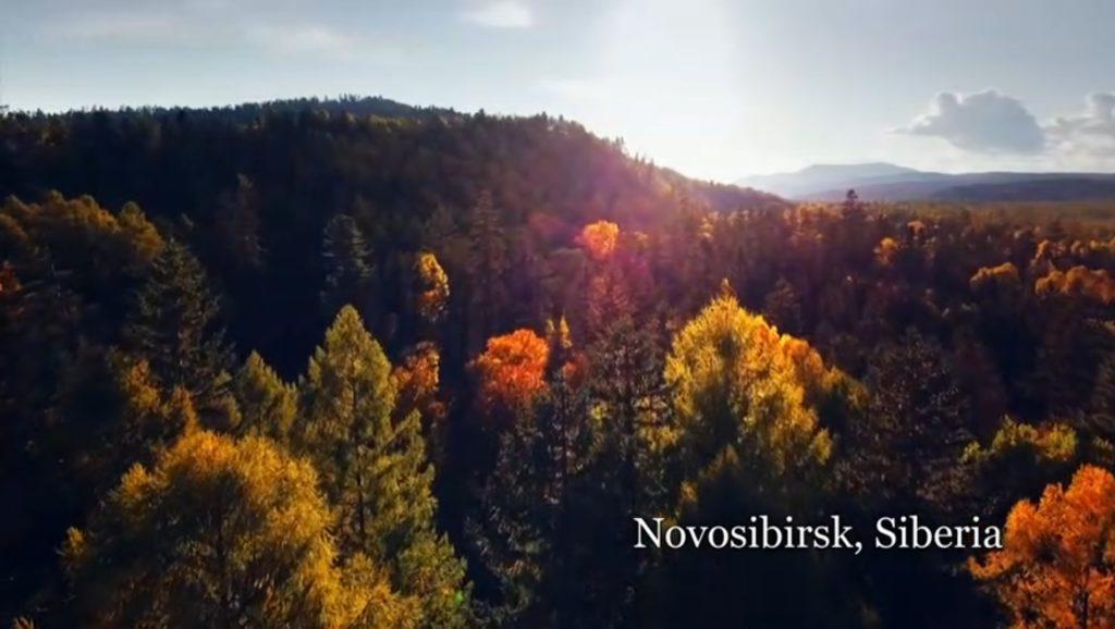 Permisos de rodaje para Novosibirsk, Rusia