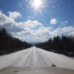 Filmando en los caminos de Siberia