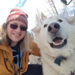 Filmar perros siberianos (Malamutes) en Rusia