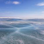 Filmar el lago Baikal en Rusia