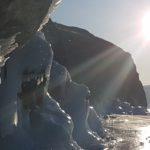 Lago BAikal - lugar maravilloso para filmar