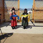 Filmacion en Buryatia en Rusia