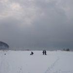 Filmando en Siberia