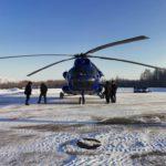 Alquiler de helicopteros en Siberia
