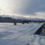 Rodar en areas remotas de Rusia en Siberia