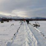 Filmando campamentos de concentracion en Siberia