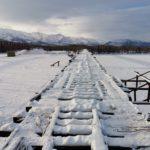 EL puente de la muerte en Siberia