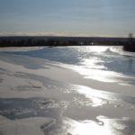 El hielo del lago Baikal - permisos de rodaje